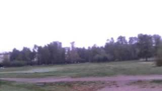 Пробное видео - съемка телефоном Fly E176(Санкт-Петербург, 30 сентября 2011 г., 2011-09-30T18:29:23.000Z)