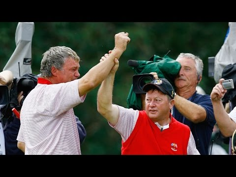 Top 10 Ryder Cup Emotional Moments
