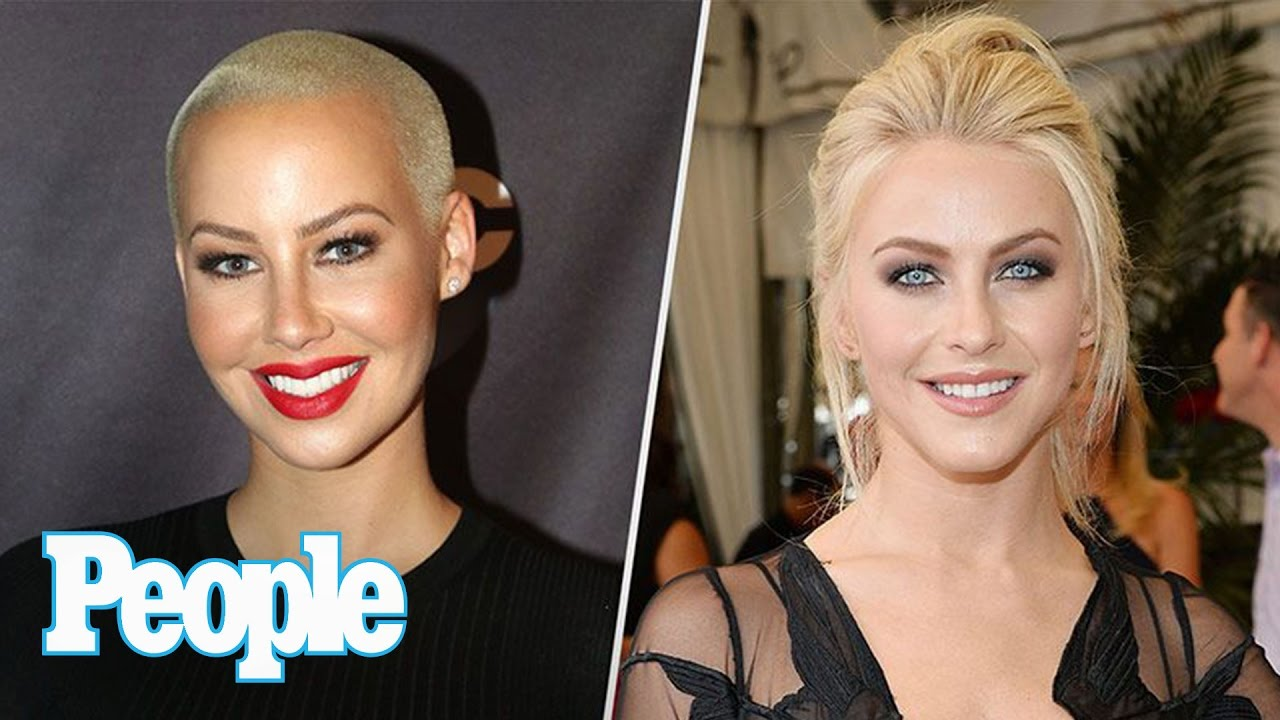 Download DWTS: Amber Rose 'Body Shamed', Julianne Hough Responds | People NOW | People