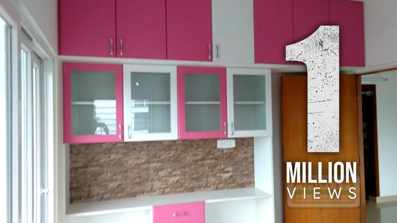 Ramya Modular Kitchen Interiors New Project Ekkathuthangal