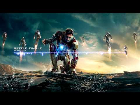 Brian Tyler - Battle Finale Iron Man 3