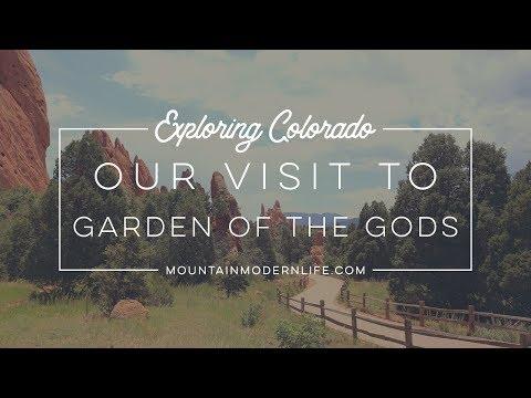 Exploring Colorado: Our Visit to Garden of the Gods in Colorado Springs