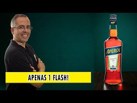 Como fotografar uma garrafa com apenas um flash