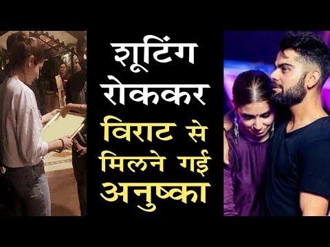 Anushka Sharma EMERGENCY Meeting With Virat Kohli, Leaves Sui Dhaaga Shooting In Between