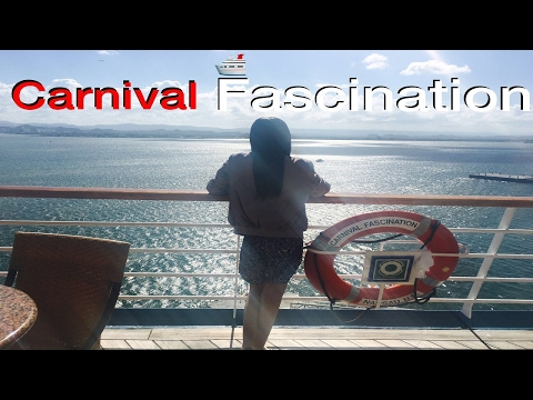 TRAVEL DIARY - Carnival Fascination Cruise