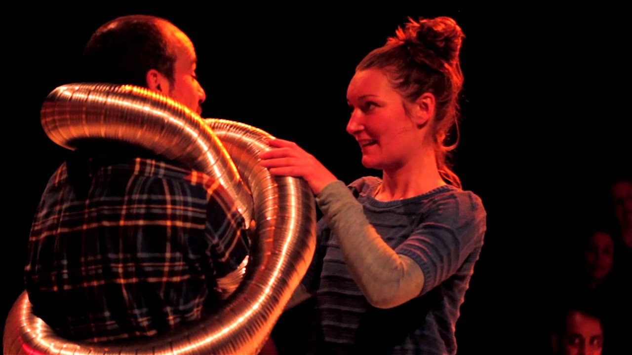 Tangled Feet 2015/16 - Need a Little Help at Half Moon Theatre