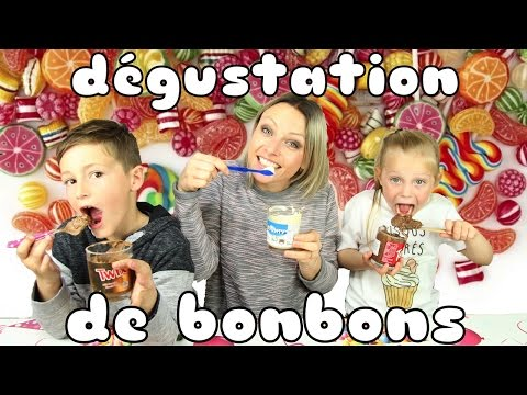 ♡•-degustation-de-bonbons- -en-famille-•♡