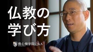 仏教の学び方-半年間のオンライン仏教講座『佛心僧学院』Q&A(2020年6月24日締切)