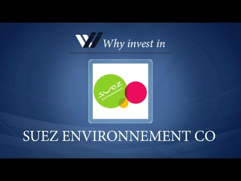 SUEZ Environnement Co - Why invest in 2015