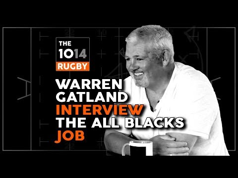Warren Gatland INTERVIEW | The All Blacks Job