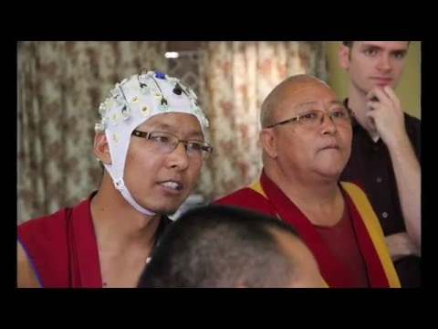 See how brain waves of Tibetan monks could one day help students grow academically