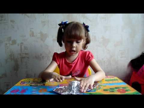 Фокус. Карина, 5 лет