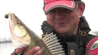 Рыбалка на мандулу и поролоновую рыбку