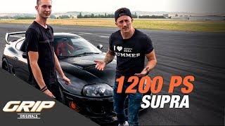 1200 PS Supra I GRIP Originals