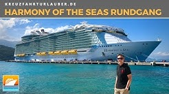 Harmony of the Seas Rundgang in 10 Minuten Deutsch