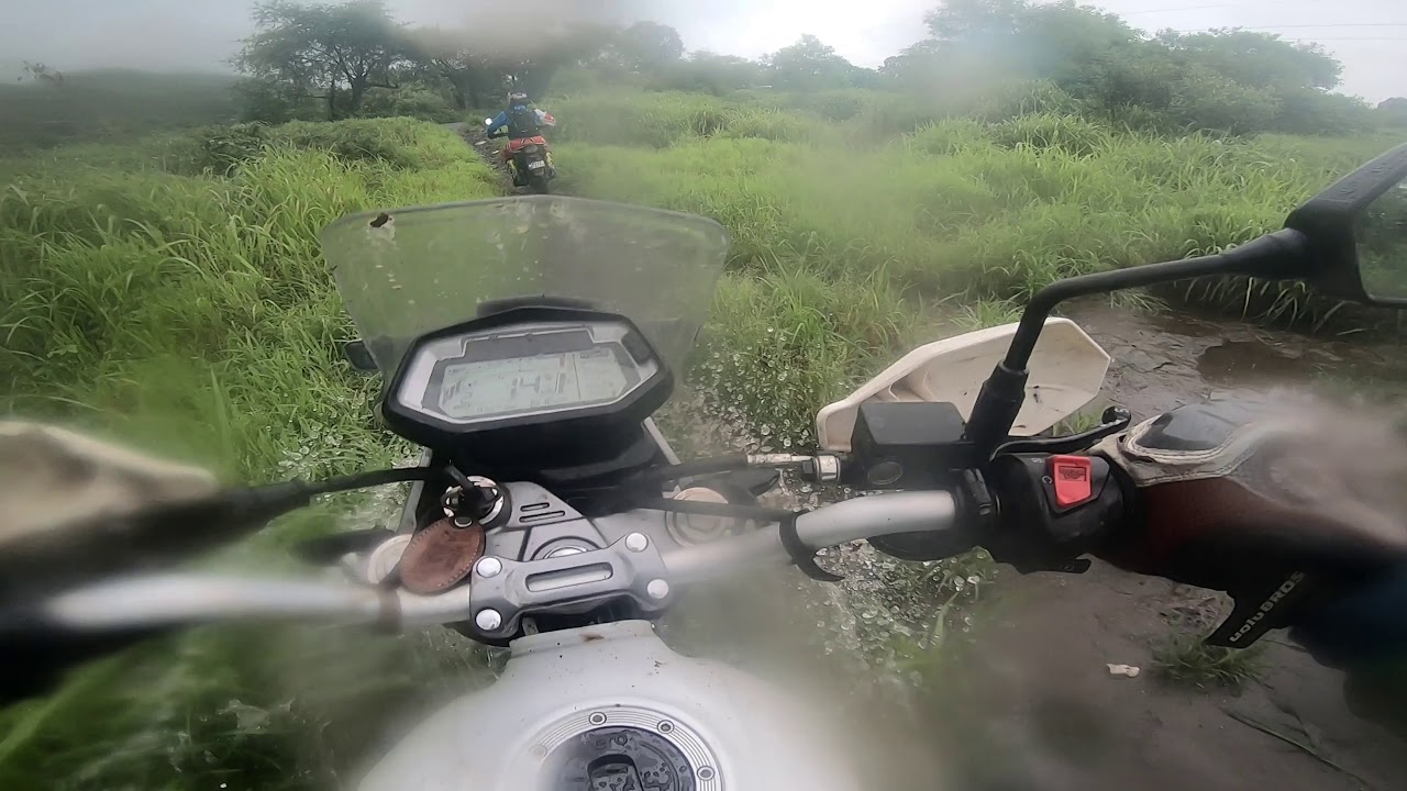 Did I use Xpulse for what is meant for? Offroad fun with Hero Impulse, Apache RTR, Pulsar 220F