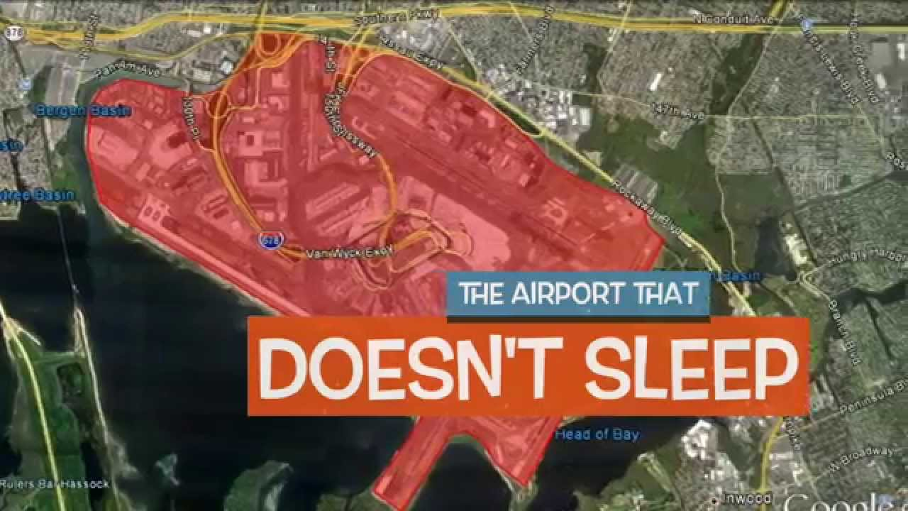 Size Of Largest Airports USA YouTube - Biggest airport in usa