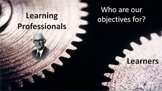 Learning Objectives -- A Research-Inspired Odyssey