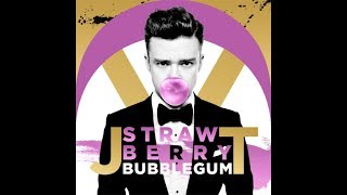 Смотреть клип песни: Justin Timberlake - Strawberry Bubblegum