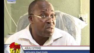 ASUU Strike:Union asks Government to implement 2009 agreement