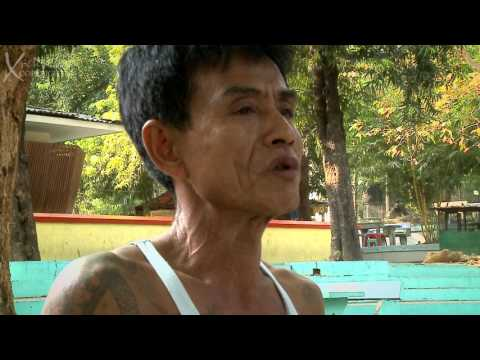 Burma Snake Man