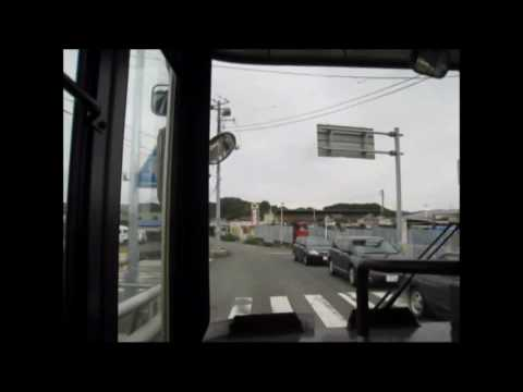 神奈中バス[直行]秦野駅→神大SHC土屋橋経由その2