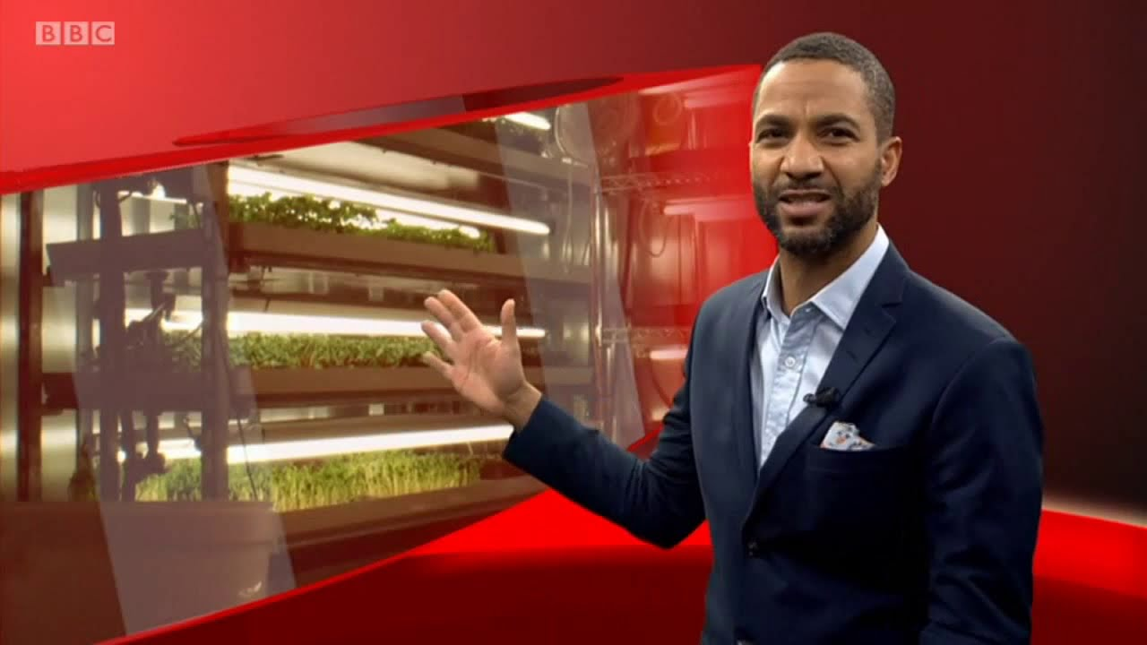 Urban Farming on the BBC - London