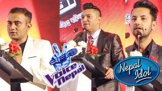 कसरी फुट्यो नेपाल आइडलको टीम ? अब आउनेछ अर्को विश्वप्रख्यात शो   NEPAL IDOL   THE VOICE OF NEPAL
