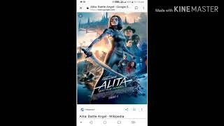 How to download alita the battle angel movies.