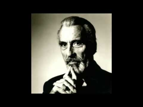 The Fog by James Herbert  ready by Christopher Lee  Part 1 1987