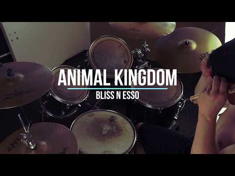 Animal Kingdom - Bliss n Esso - Drum Cover