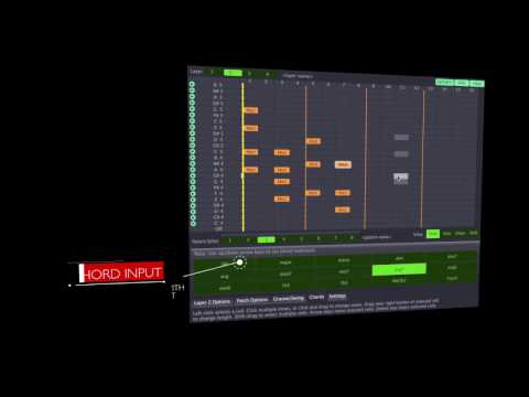 Stochas - randomising midi composition tool