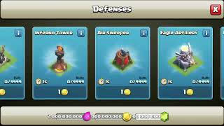 Clash of clans private server with town hall 12 2018 link in description