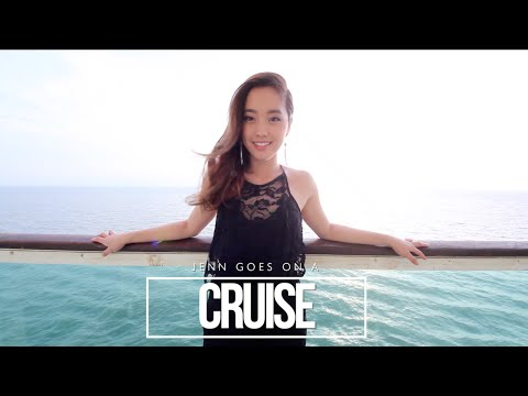 Jenn Goes On A Cruise