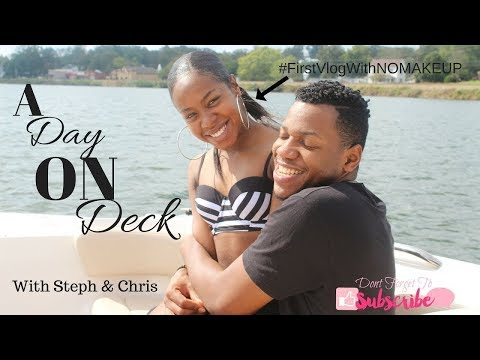 A Day Out With Chris Blue & Steph Blue