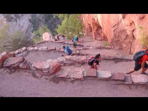 Walter's Wiggles - West Rim Trail, Zion National Park