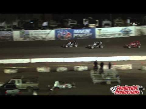 Santa Maria Speedway 7-5-14 :: USAC/CRA Sprint Cars