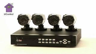 Презентация комплекта видеонаблюдения UControl Эконом(Комплект видеонаблюдения UControl Эконом - экономичное решение по видеонаблюдению для дома и малого бизнеса..., 2011-05-18T10:59:49.000Z)