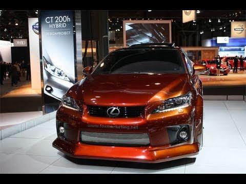 lexus 200c