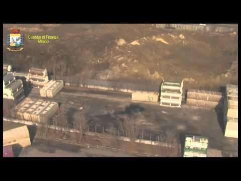 Segrate, area ex Dogana sequestrata per rifiuti pericolosi