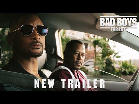BAD BOYS FOR LIFE - New Trailer  - In Cinemas January 16