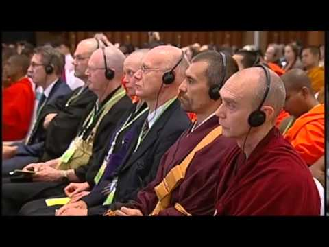 the Message from Chinese Buddhist Delegation to UNDV 2015 Vesak Conference
