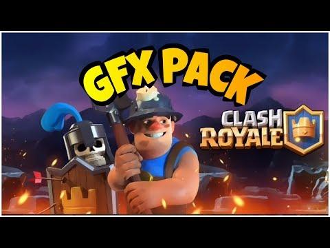 BEST PACK GFX CLASH ROYALE 500 PICTURES 2017 FULL HD ( Link In Description )