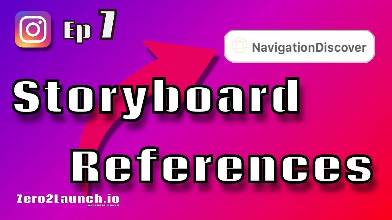 swift firebase how to use storyboard references to boost swift 3 firebase 3 how to use storyboard references to boost workflow ep 7 build instagram