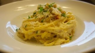 Crab Alfredo - Cooked by Julie - Episode 82