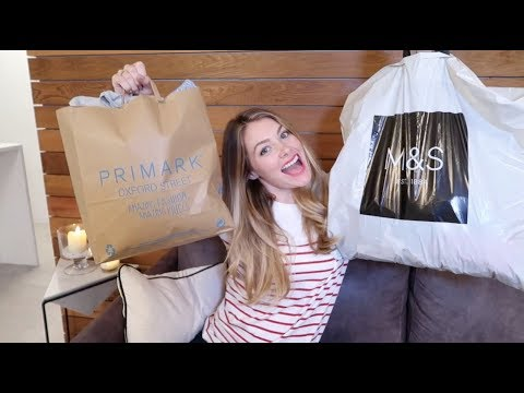 My Maternity but not Maternity Fashion Haul! - Primark, Tops
