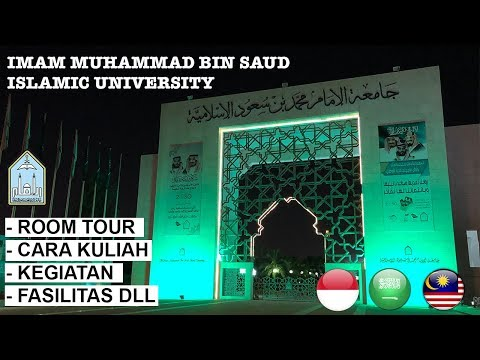 UNIVERSITAS ISLAM IMAM MUHAMMAD BIN SAUD