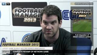 Football Manager 13 Official HD Press Conference game trailer - PC