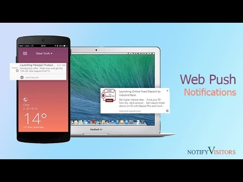 How To Setup Web Push Notifications With NotifyVisitors