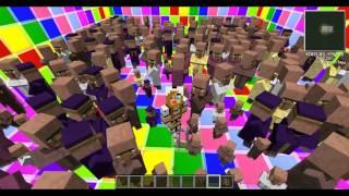 Harlem Shake Minecraft